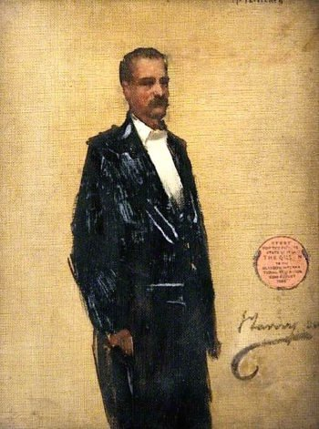 William Pettigrew (sketch) | Sir John Lavery