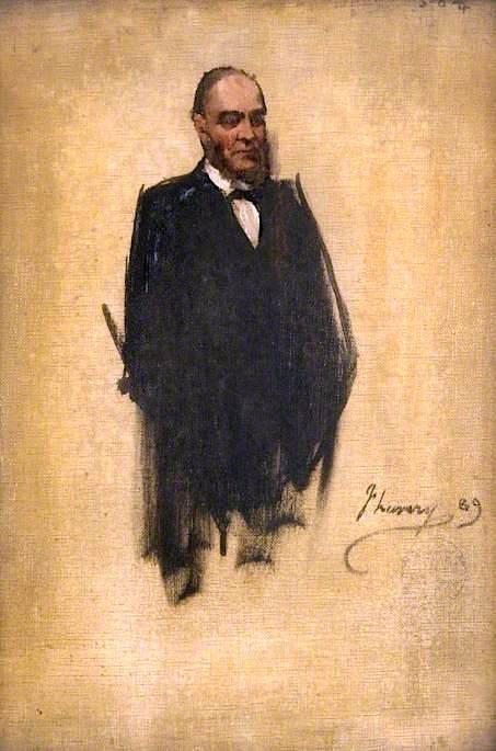 William Ure (sketch) | Sir John Lavery