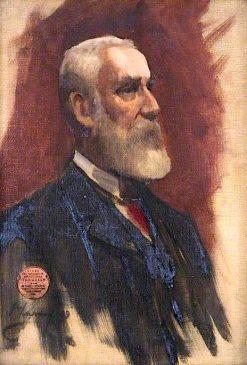 Reverend F. L. Robertson