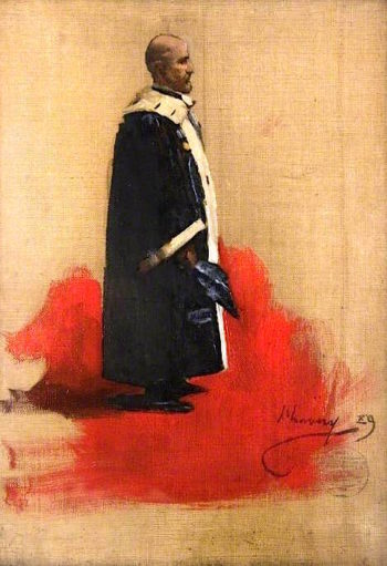 William Walls (sketch) | Sir John Lavery