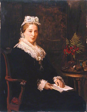 Mrs Leopold Reiss | John Everett Millais | oil painting