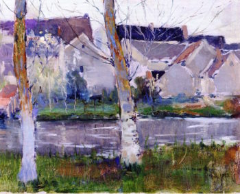 Study of Houses at Gres