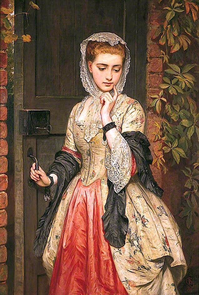 Rejected Addresses | Charles Sillem Lidderdale | oil painting