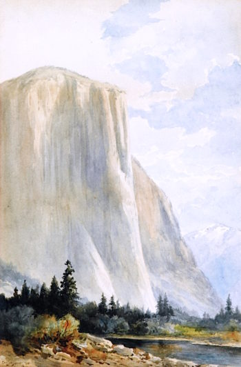 El Capitan | Christian Jorgensen | oil painting