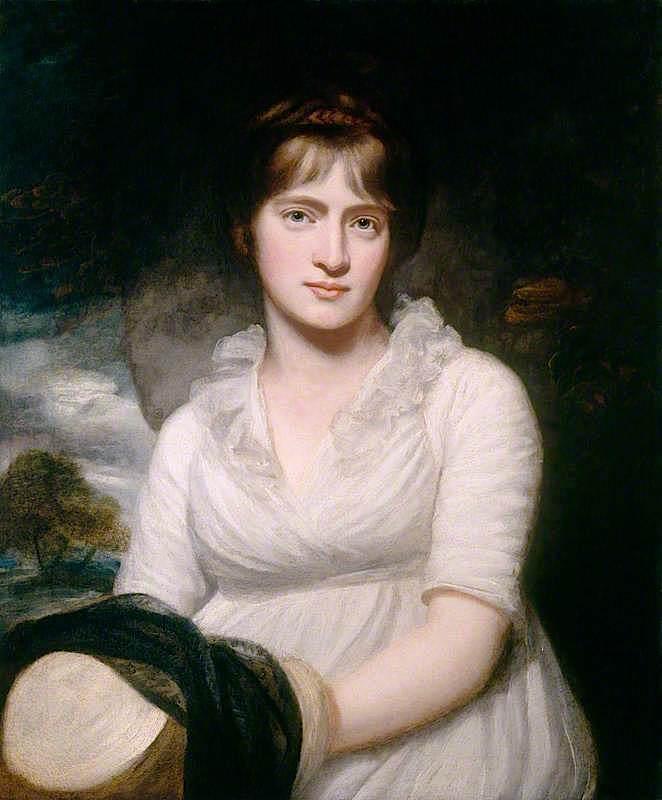 Amelia Opie | John Opie | oil painting