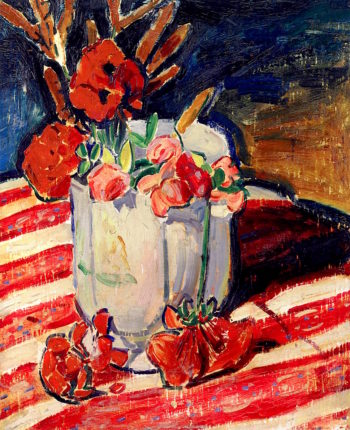 Still Life with Flowers | Alfred Henry Maurer | oil painting