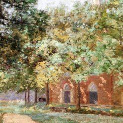 Burlingame, Charles Albert