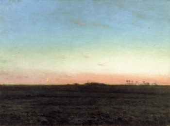 Eastport Harbor   Charles Harold Davis   oil painting