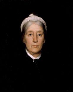 Portrait of Mrs. Robert Walter Weir | Julian Alden Weir | oil painting