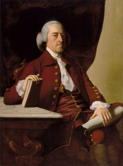 Portrait of Joseph Scott | John Singleton Copley | oil painting