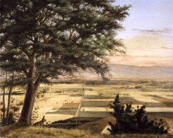 Santa Clara Valley | Harold G. Peelor | oil painting