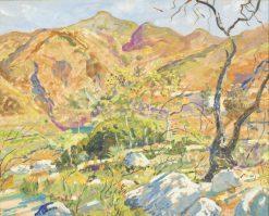 Tujunga Canyon | Walter Elmer Schofield | oil painting