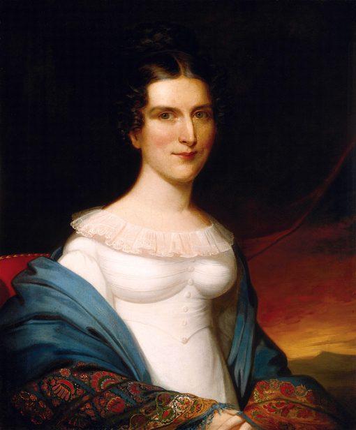 Jane Buchanan Lane   Jacob Eichholtz   oil painting