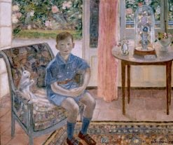 Youth | Frederick Carl Frieseke | oil painting