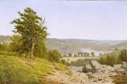 Landscape | Alexander Helwig Wyant | oil painting