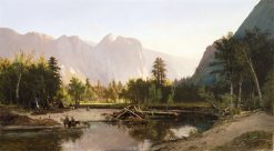 Yosemite Valley | William Keith | oil painting