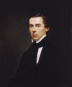 Self - Portrait | Frederick R. Spencer | oil painting
