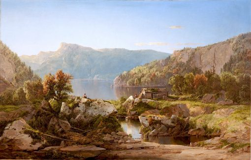 Autumn Morning on the Potomac | William Louis Sonntag