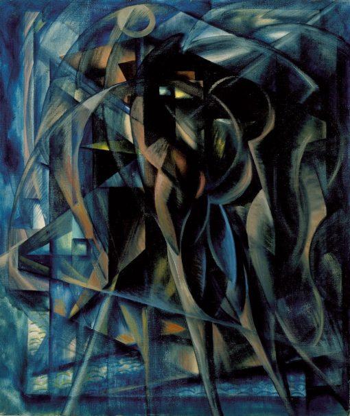 Figures | Benjamin Berlin | oil painting