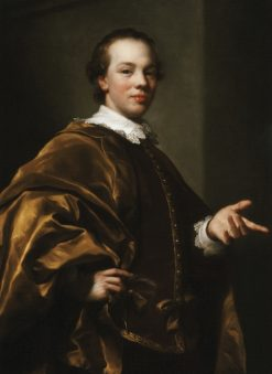 Portrait of John Viscount Garlies, later 7th Earl of Galloway, as Master of Garlies