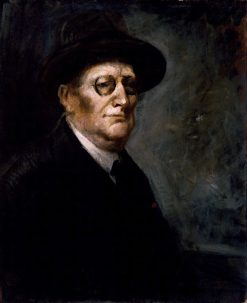 Self - Portrait | Jean-Louis Forain | oil painting