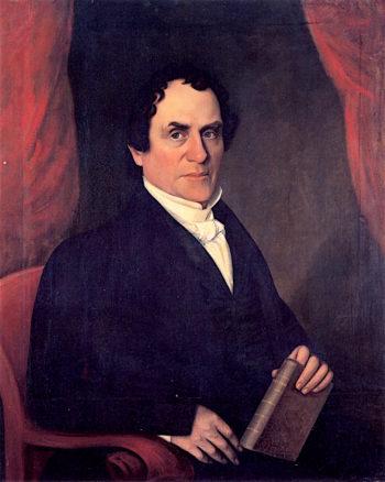 Ebenezer K. Alden | William Rimmer | oil painting