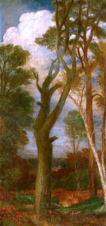 Autumn | George Frederic Watts | oil painting