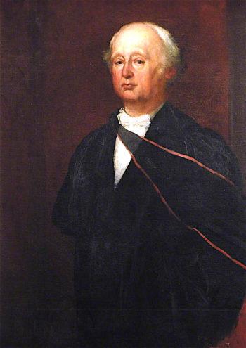 Benjamin Jowett | George Frederic Watts | oil painting