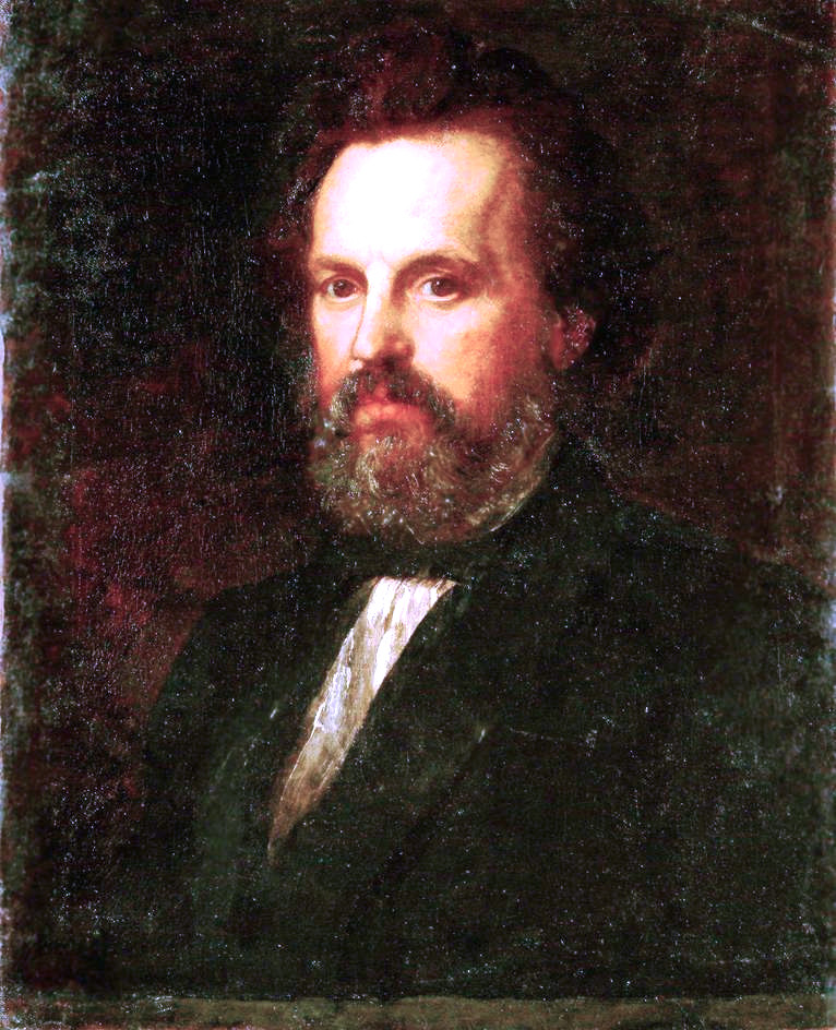 Donders Frans | George Frederic Watts | oil painting