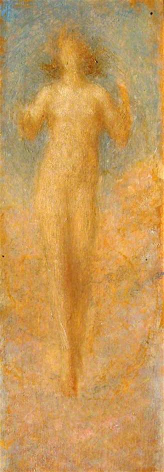 Iris   George Frederic Watts   oil painting