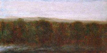 Seen from the Train | George Frederic Watts | oil painting