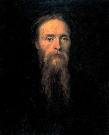 Sir Edward Burne - Jones | George Frederic Watts | oil painting