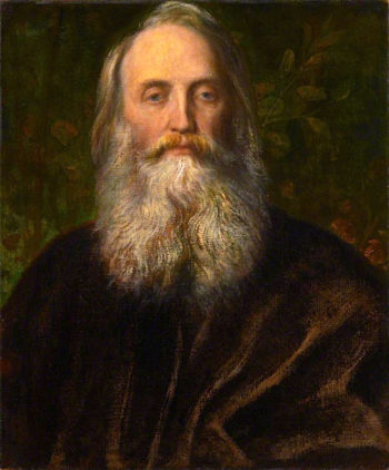 Sir Henry Taylor | George Frederic Watts | oil painting