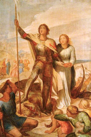 St George | George Frederic Watts | oil painting