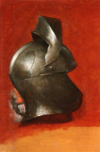 Study of Armour | George Frederic Watts | oil painting