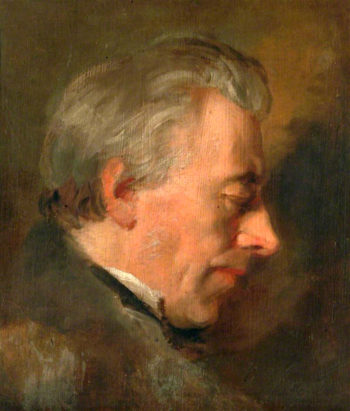 The Artists Father | George Frederic Watts | oil painting