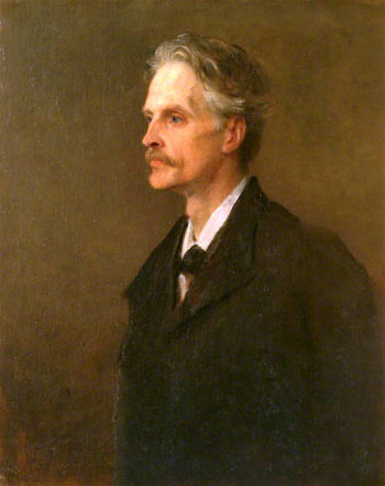 The Right Honourable Gerald Balfour | George Frederic Watts | oil painting