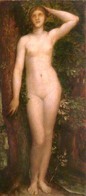 Thetis | George Frederic Watts | oil painting
