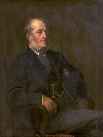 Thomas Wrigley | George Frederic Watts | oil painting