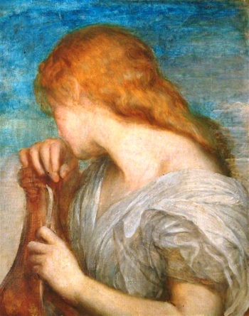 Undine | George Frederic Watts | oil painting