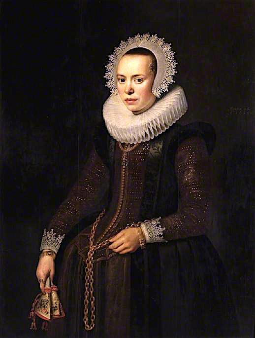 Aeltje van der Graft   Michiel Jansz. van Mierevelt   oil painting