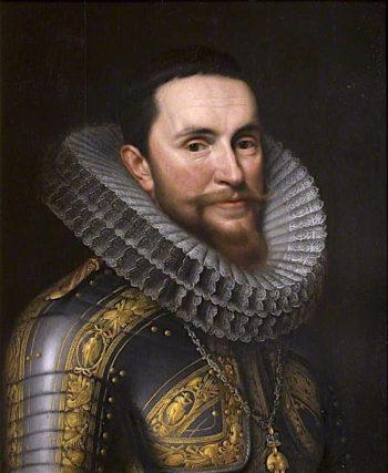 Ambrogio Spinola | Michiel Jansz. van Mierevelt | oil painting