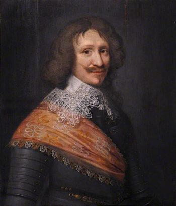 Count Johann von Merode