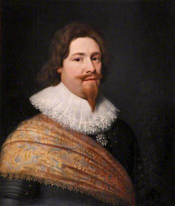 Duke Johann Ernst the Younger of Saxe - Weimar | Michiel Jansz. van Mierevelt | oil painting