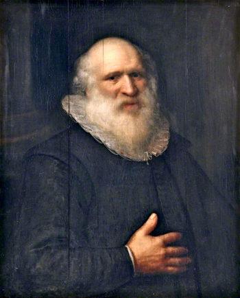 Portrait of a Burgomaster | Michiel Jansz. van Mierevelt | oil painting