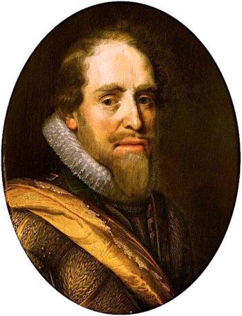 Prince Mauritz of Nassau | Michiel Jansz. van Mierevelt | oil painting