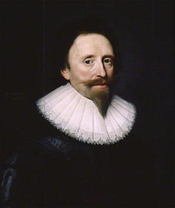 Sir Dudley Carleton | Michiel Jansz. van Mierevelt | oil painting