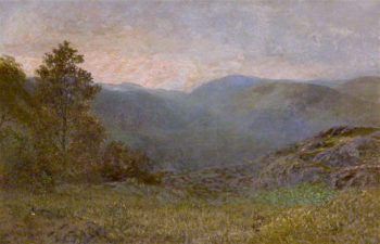 Dawn | Cuthbert Cartwright Grundy | oil painting