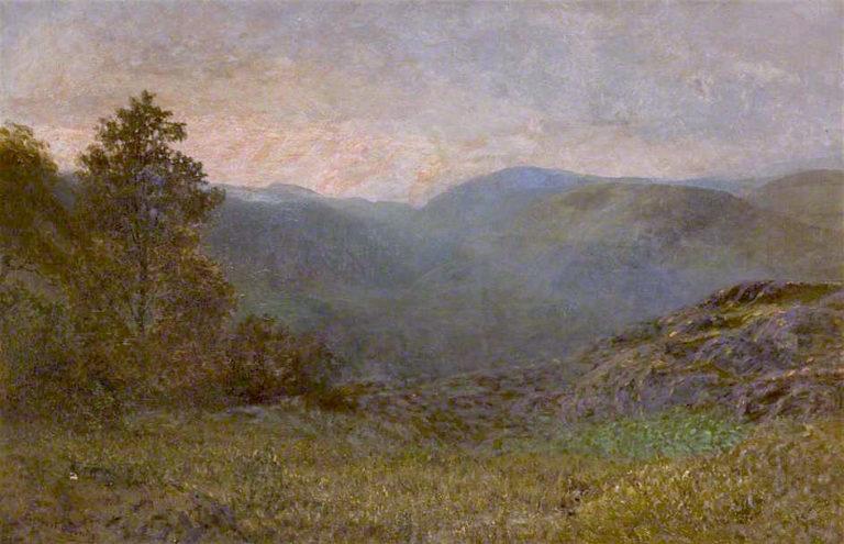 Dawn | Cuthbert Cartwright Grundy | oil painting