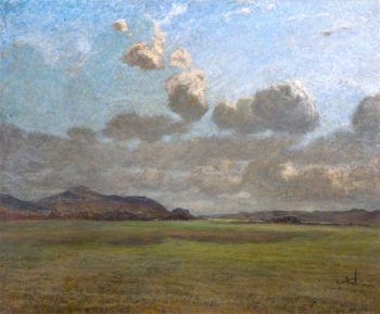 Fresh and Breezy   Cuthbert Cartwright Grundy   oil painting
